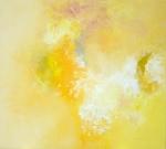 Perspectives in Yellow_acryl linnen_100 x 90 - niet beschikbaar