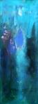 Japanse bloesemtak 2_acryl linnen-30x80 cm